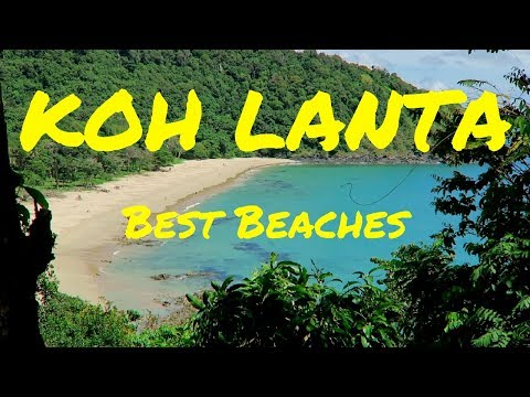 KOH LANTA BEACHES - BEST BEACHES IN KOH LANTA: THAILAND TRAVEL GUIDE
