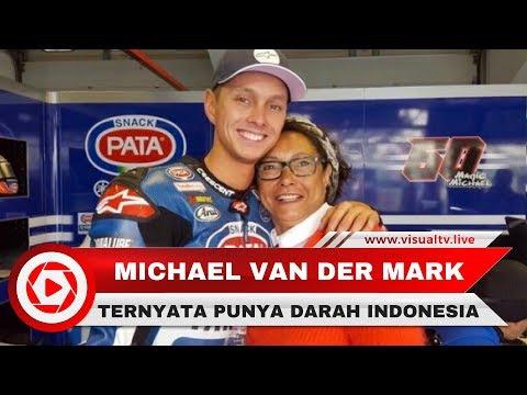 Pebalap Belanda Michael van der Mark Ternyata Berdarah Indonesia