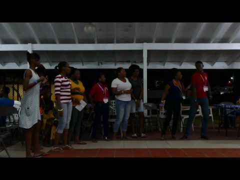 PYG III Grenada - Culture Presentation (WI/SVG)