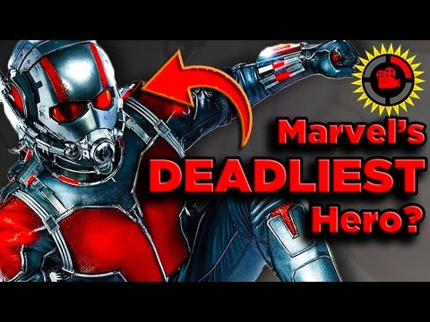 Thumbnail: Film Theory: Marvel's Ant-Man Could KILL Us All!