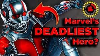 Film Theory: Marvel's Ant-Man Could KILL Us All! thumbnail