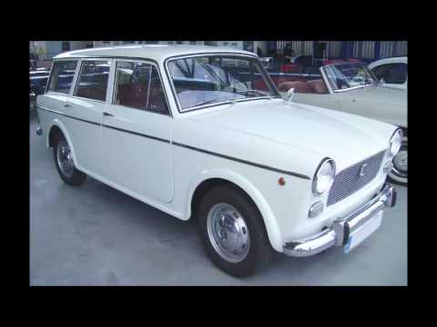 1962 Fiat 1100 D Station Wagon Youtube
