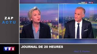[Zap Actu] Emmanuel Macron remet à sa place un jeune qui l'avait appelé