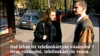 Изучение венгерского языка шаг за шагом - Серия 3