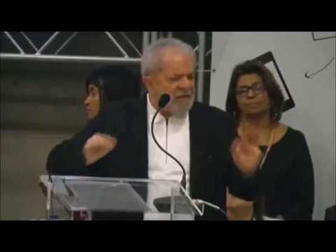 """Lula: """"Acham que não tenho Força como cabo eleitoral? Testem""""!"""