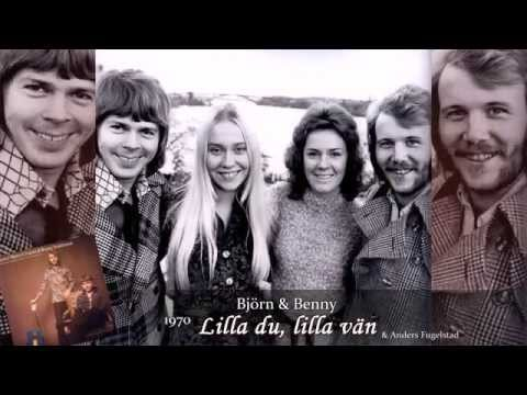 The Andersson-Ulvaeus Chronology (Part 1/11: 1966-1971)