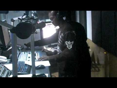 LIL RICK & DJ CHILLY ON SLAM 101.1 FM BARBADOS (slam101fm.com) TALES FROM THE CRATES PT 3  .MOV