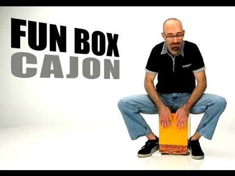Fun Box Cajon