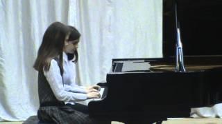ДШИ № 1, Сарапул, Ганеева Алина и Лященко Маша