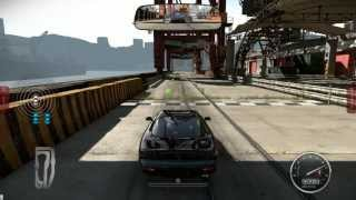 ACR Gameplay #2 - Auto Club Revolution - First Multiplayer Race