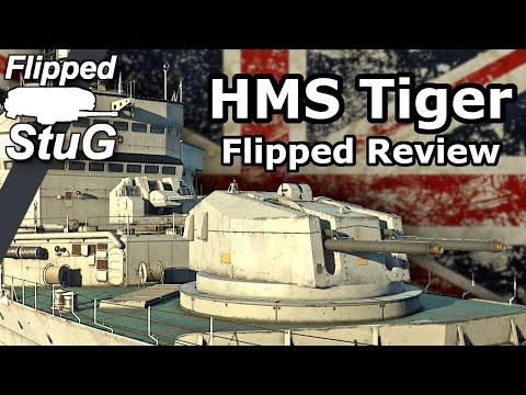 HMS Tiger |