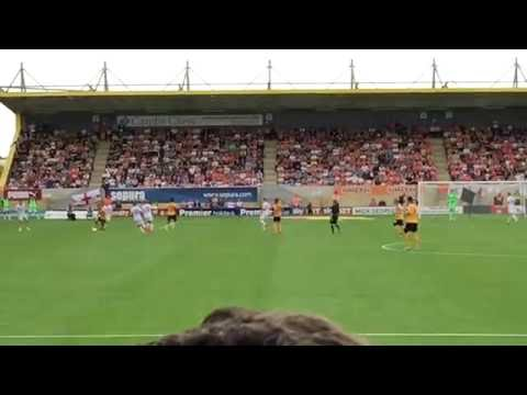 Match Of The Day: Cambridge United V  Luton Town 2016/17 season Fan Eye View
