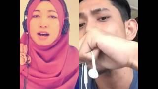 Dua Insan cover by 3MiYuMi & Khai Bahar (Smule)
