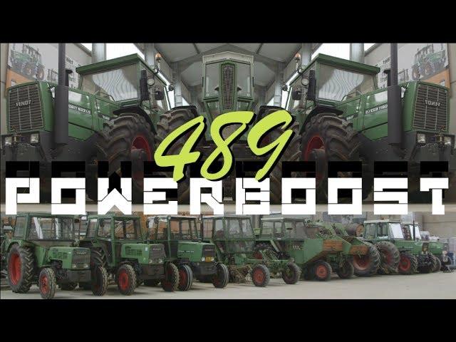 Un tracteur ultra-rare dans l'une des plus grandes exploitations d'Europe !