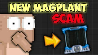 NEW MAGPLANT SCAM +REBUILDING MY MAIN WORLD | Growtopia