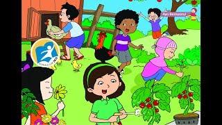Lirik Lagu Cemara - AT Mahmud Kelas 3 Tema 2 Subtema 1