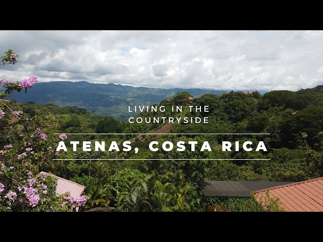Atenas, Costa Rica-Living in the countryside of Costa Rica