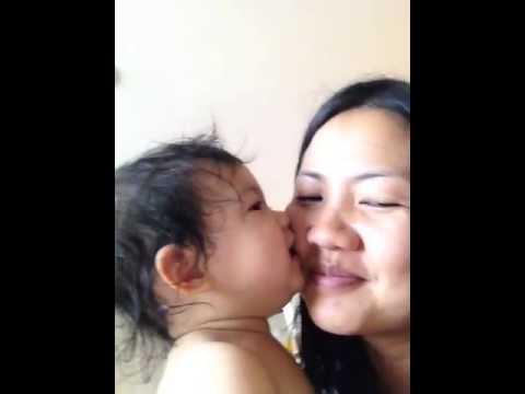 Aomsin 1 year 5 months kiss kiss kiss mommy thumbnail