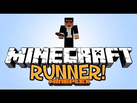 Minecraft: RUNNER - Mini-Game (Run Forest Run!)