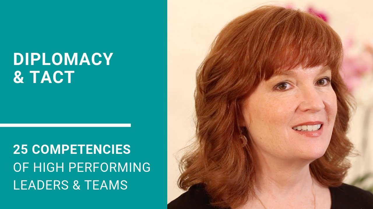 Download Tact & Diplomacy for Giving Feedback in the Workplace | Leadership & Professional Development Skills