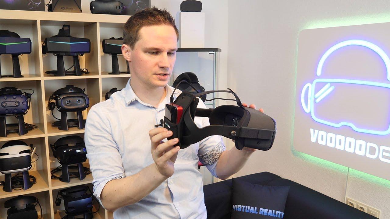 Der NIVRANA Zusatzakku für die Oculus Quest mit Gegengewicht-Funktion! 8 Stunden non-stop zocken!