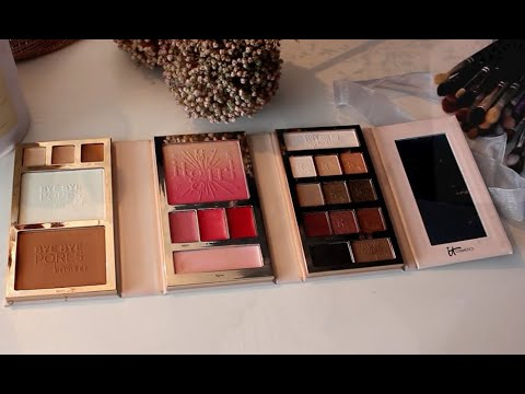 iT Cosmetics QVC Beauty Book Palette-OUT NOW! || Rougepout Beauty (pr, affiliated links)