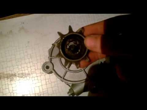 Самодельный привод для откатных ворот (Часть первая)