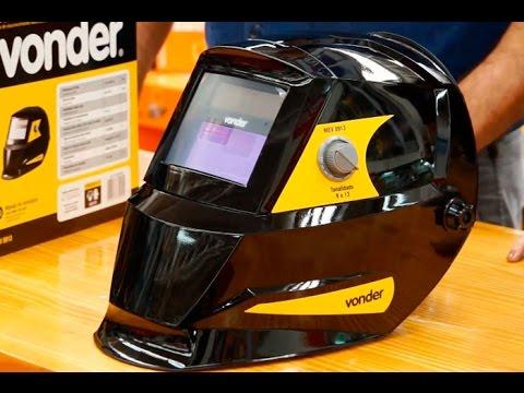 Vonder - Máscara de Escurecimento Automático MEV0913