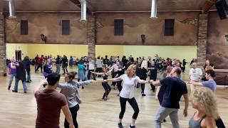 Layla Be'Sinai in LA - Dance With Orly -  ריקודי עם עילי ספיאזק