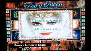 Gaminator Multigames Slots 10 games in 1. Slots Rom Emulator.