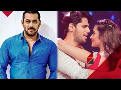 Salman To Give Cash Reward To The Indian Olympic Athletes, Alia & Sidharth's Love & More