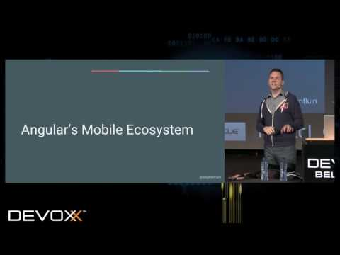 How Angular Makes the Mobile Web Awesome by Stephen Fluin