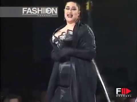 JEAN PAUL GAULTIER AW 1992 1993 Paris Pret a Porter Woman by Fashion Channel