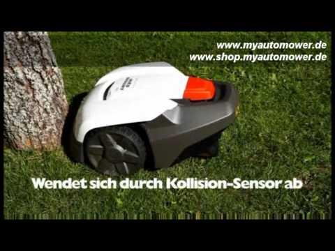 automower installation mit platzierung der ladestation doovi. Black Bedroom Furniture Sets. Home Design Ideas