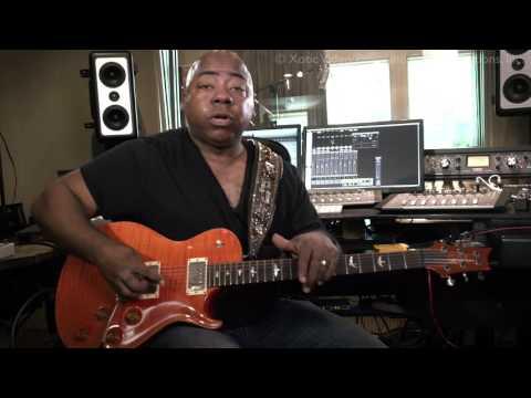 Paul Jackson Jr. Demo: Xotic Wah XW-1