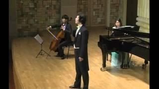 Ombra mai fu-Bass Kim Min Suk