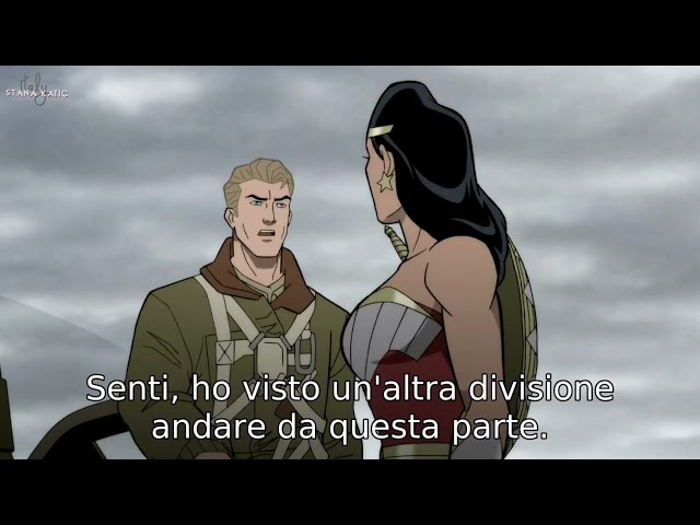 (Unirsi alla squadra) - Justice Society: World War II
