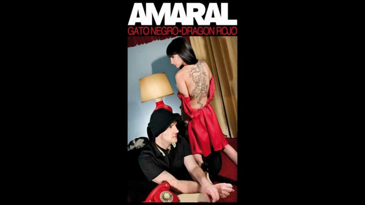 Amaral Desnuda 13. de carne y hueso (amaral)
