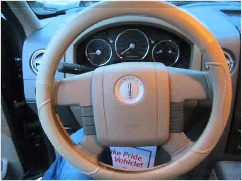 2006 lincoln mark lt used cars high point nc youtube. Black Bedroom Furniture Sets. Home Design Ideas