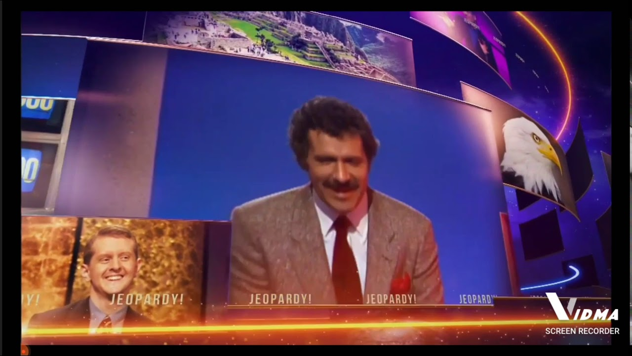 Ken Jennings kicks off 'Jeopardy!' with emotional tribute to Alex Trebek