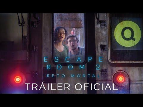 ESCAPE ROOM 2: Reto Mortal | Trailer Oficial Subtitulado (HD)