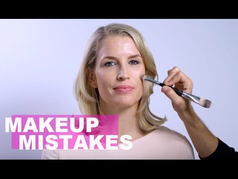 6 Biggest Makeup Mistakes That Instantly Age You ...