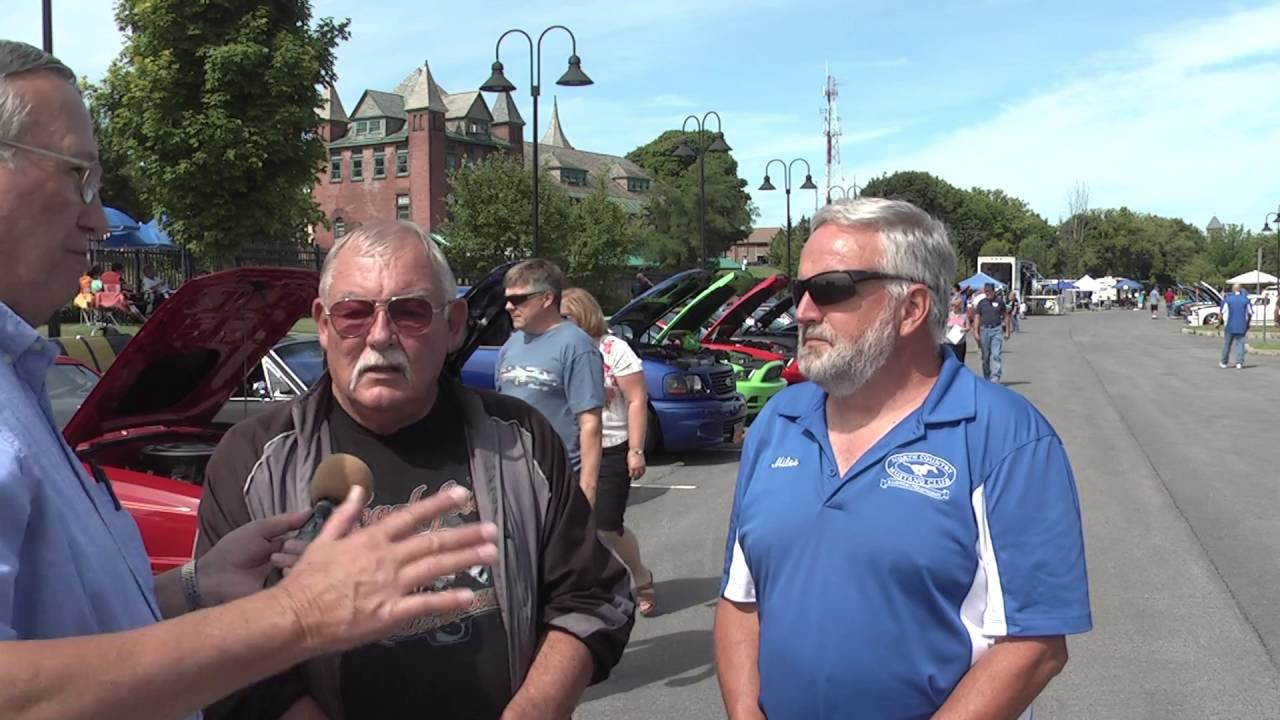 All Ford Car Show  7-31-16