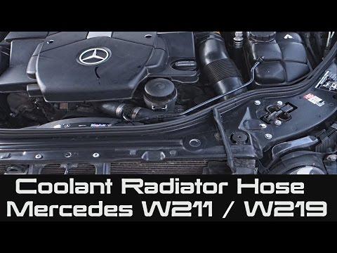 Mercedes e350 oil in the coolant fix w211 2002 2009 doovi for Antifreeze for mercedes benz c300