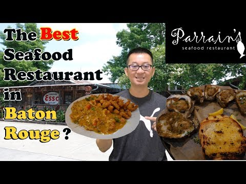 Parrain's Seafood Restaurant | The Best Seafood Restaurant In Baton Rouge | Louisiana