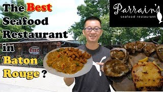 Parrain's Seafood Restaurant | The Best Seafood Restaurant in Baton Rouge