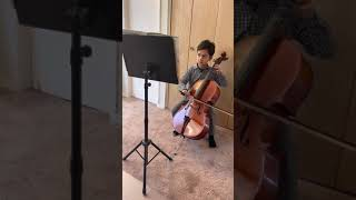Ananth's audition pieces