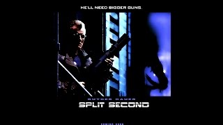 Split Second (1992) Movie Review (Another Favorite of Mine)