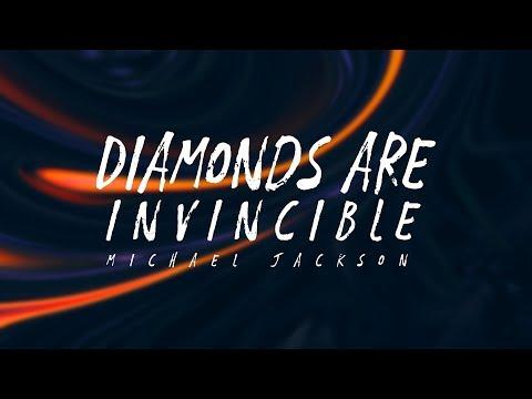 Michael Jackson & Mark Ronson - Diamonds Are Invincible (Lyrics)