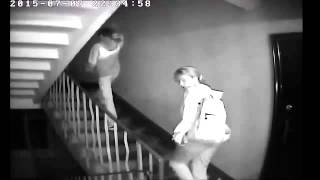Сосед-хулиган попал под видеорегистратор